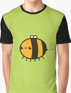 Cute happy bee Graphic T-Shirt