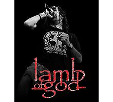 American heavy metal band style Photographic Print