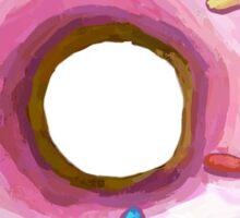 Big Bite Donut  Sticker