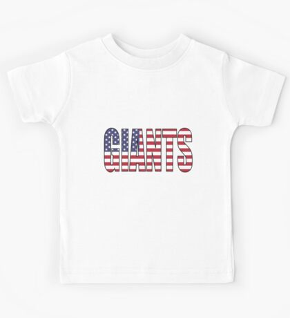 Giants Kids Tee