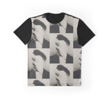 Distortion and Static Graphic T-Shirt