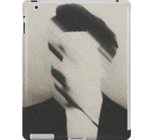 Distortion and Static iPad Case/Skin