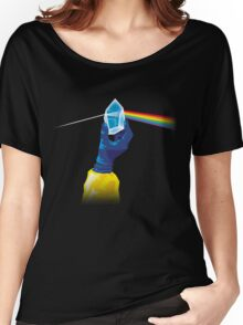 The Dark Side of the Meth (no tag) Women's Relaxed Fit T-Shirt