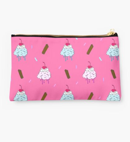 Scoops - (Hot Pink) Studio Pouch