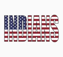 Indians One Piece - Short Sleeve