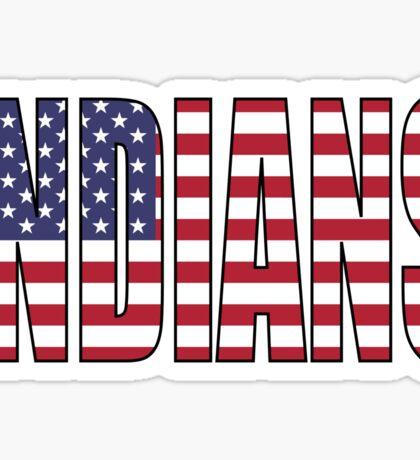 Indians Sticker