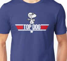 TOP GUN - SNOOPY MAVERICK  Unisex T-Shirt