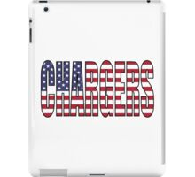 Chargers iPad Case/Skin
