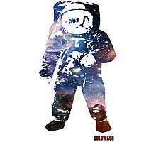 SPACE MAN Photographic Print