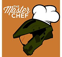 The Master Chef (Modern) Photographic Print