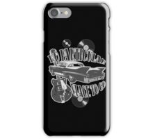 No Particular Place to Go - monotone iPhone Case/Skin
