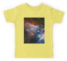 Colourful Space! Kids Tee
