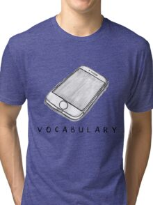 Smartphone  Tri-blend T-Shirt