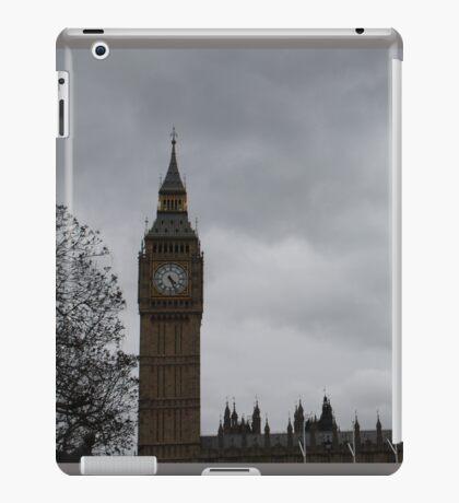 Big Ben in Grey iPad Case/Skin