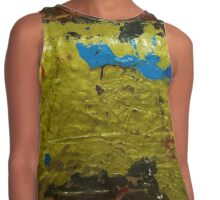 Screen printing rest Contrast Tank