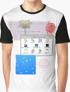 windows vaporwave aesthetics Graphic T-Shirt