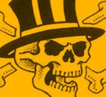Pirates - Tophat Sticker