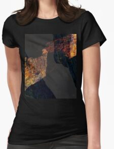 FRACTURE XXXVII Womens Fitted T-Shirt