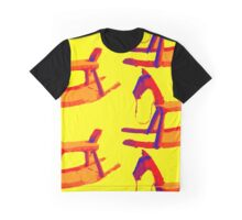 Rocking Horse Graphic T-Shirt