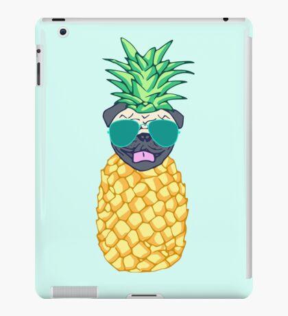 pineapple pug iPad Case/Skin