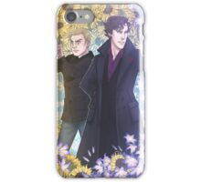 Garden Detectives iPhone Case/Skin