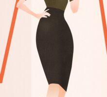 Audrey Horne - Twin Peaks Sticker