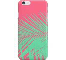 Fluo Palms iPhone Case/Skin