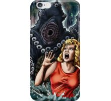 Attack of the Giant Leeches iPhone Case/Skin