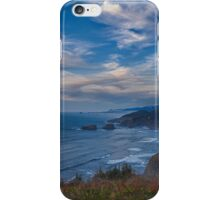 Evening on the Oregon Coast. iPhone Case/Skin