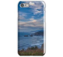 Evening on the Oregon Coast. iPhone Case/Skin