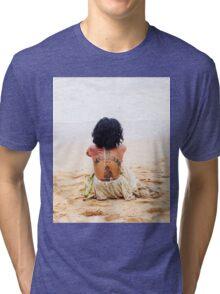 Vibe Beach Tri-blend T-Shirt