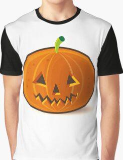 Pumpkin Graphic T-Shirt