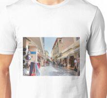Plaka Street Shot Unisex T-Shirt