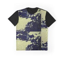 Damaged Paint Graphic T-Shirt