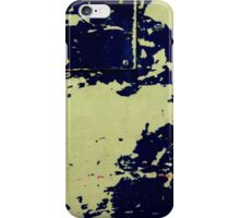 Damaged Paint iPhone Case/Skin