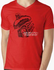 Studio Ripley Mens V-Neck T-Shirt