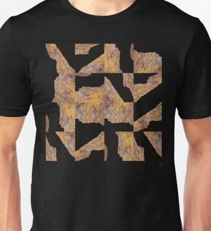 FRACTURE, grid sample I Unisex T-Shirt