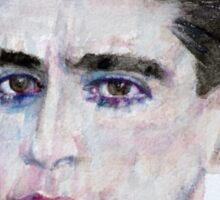 FRANZ KAFKA - watercolor portrait Sticker