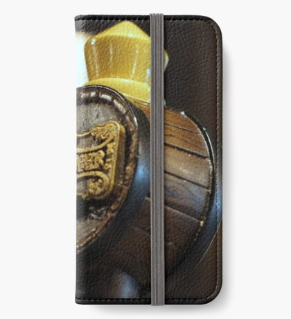 Butterbeer on Tap iPhone Wallet/Case/Skin