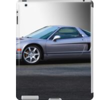 NSX 'Sterling' Acura Coupe iPad Case/Skin