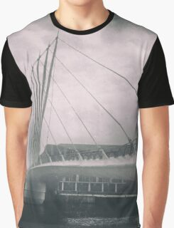 A View From The Bridge (Zeiss Ikoflex IIa) Graphic T-Shirt