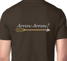 Arrow Arrow Archer's tee Unisex T-Shirt