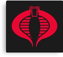 COBRA Insignia Canvas Print
