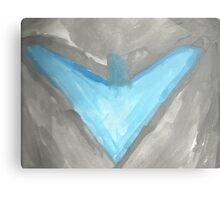 Nightwing Metal Print