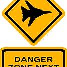 Danger Zone - Diamond by Diabolical