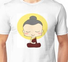 Buddhist Praying Unisex T-Shirt