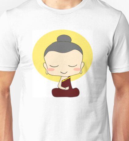 Buddhist Praying Unisex T-Shirt