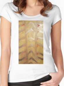 Summer Arrows Women's Fitted Scoop T-Shirt