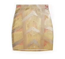 Summer Arrows Mini Skirt