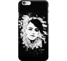 Goth Punk Girl iPhone Case/Skin